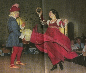 Baroque Dance, Renaissance Dance, Early Dance and Music, Commedia dell'Arte